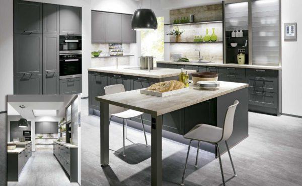 Muebles de cocina clásica en Salamanca