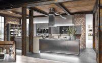 Muebles de cocina industrial en Salamanca