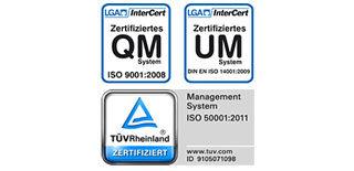 DIN en ISO 9001-2008