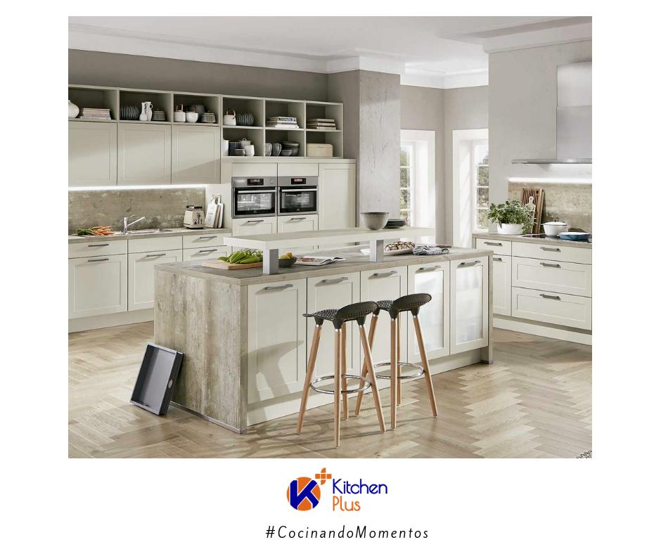 Muebles de cocina modernos en Salamanca - Kitchen Plus Salmanca